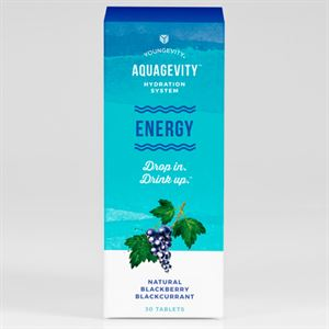 Picture of Aquagevity™ Energy Tablets - 30ct Blister Pack